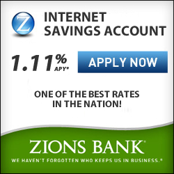 Zions Bank Internet Savings Account Review